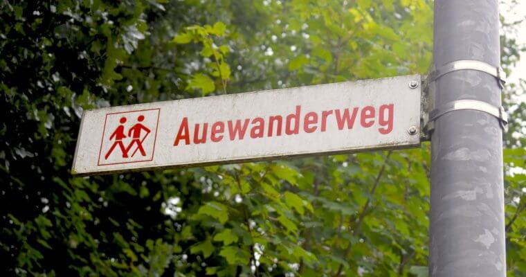 Der Auewanderweg