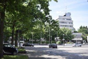 Das Rathaus von Ahrensburg – Foto: Nicole Stroschein