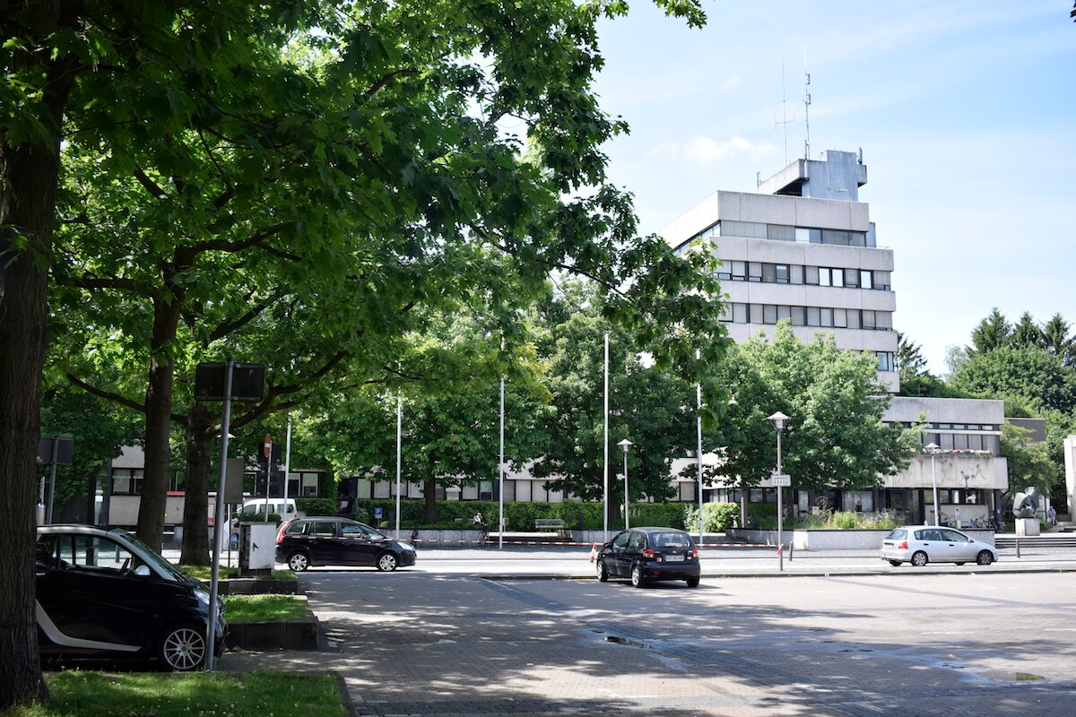 Rathaus Ahrensburg – Foto: Nicole Stroschein