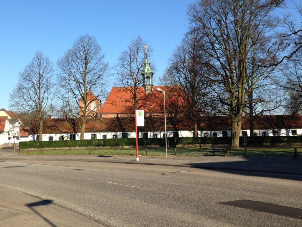 Ahrensburger Schlosskirche – Foto: Mia