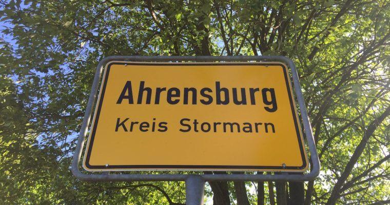 Neu in Ahrensburg? Dein Wegweiser für die erste Zeit