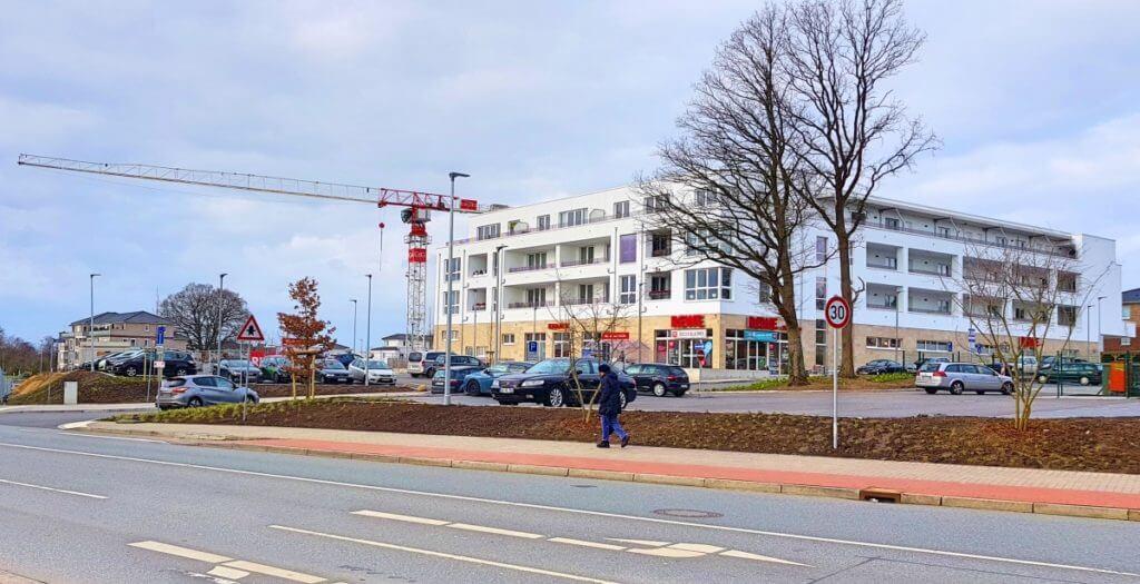 Wohngebiet Erlenhof, Ahrensburg – Foto: Nicole Stroschein