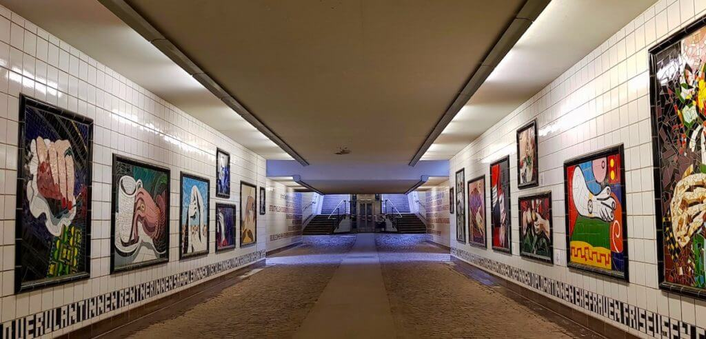 Galerie der Hände, Ahrensburg – Foto: Nicole Stroschein