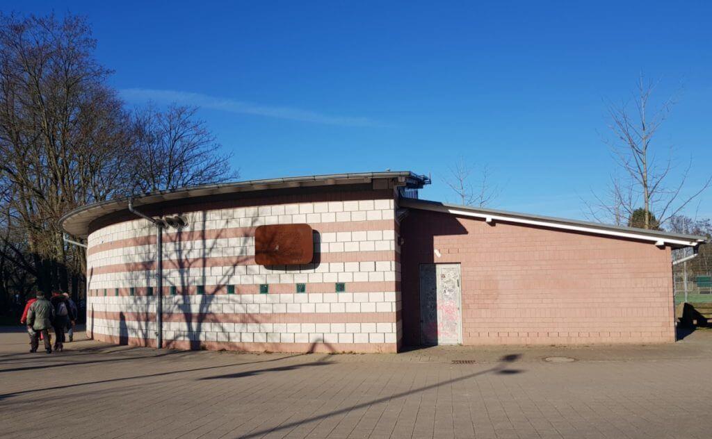Das Jugend- und Kulturzentrum Juki 42 in Ahrensburg – Foto: Nicole Stroschein