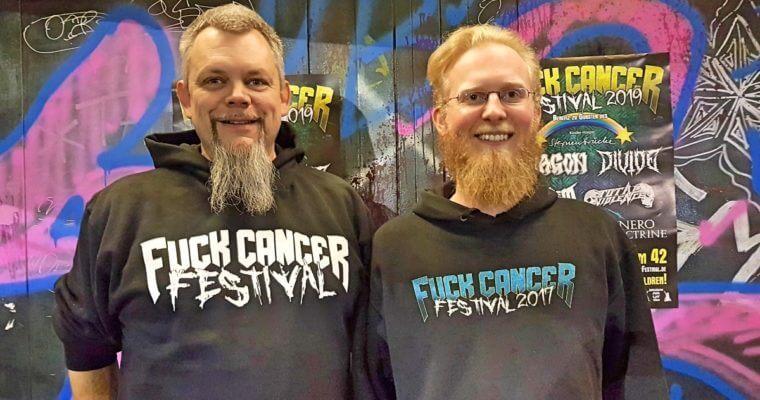Laut werden für die gute Sache – Das Fuck Cancer Festival