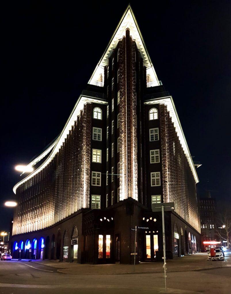 Chilehaus, Hamburg –Foto: Nicole Stroschein
