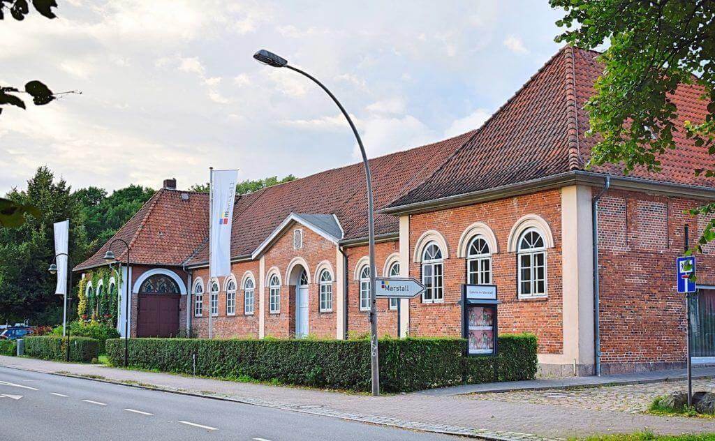 Der Marstall in Ahrensburg – Foto: Nicole Stroschein