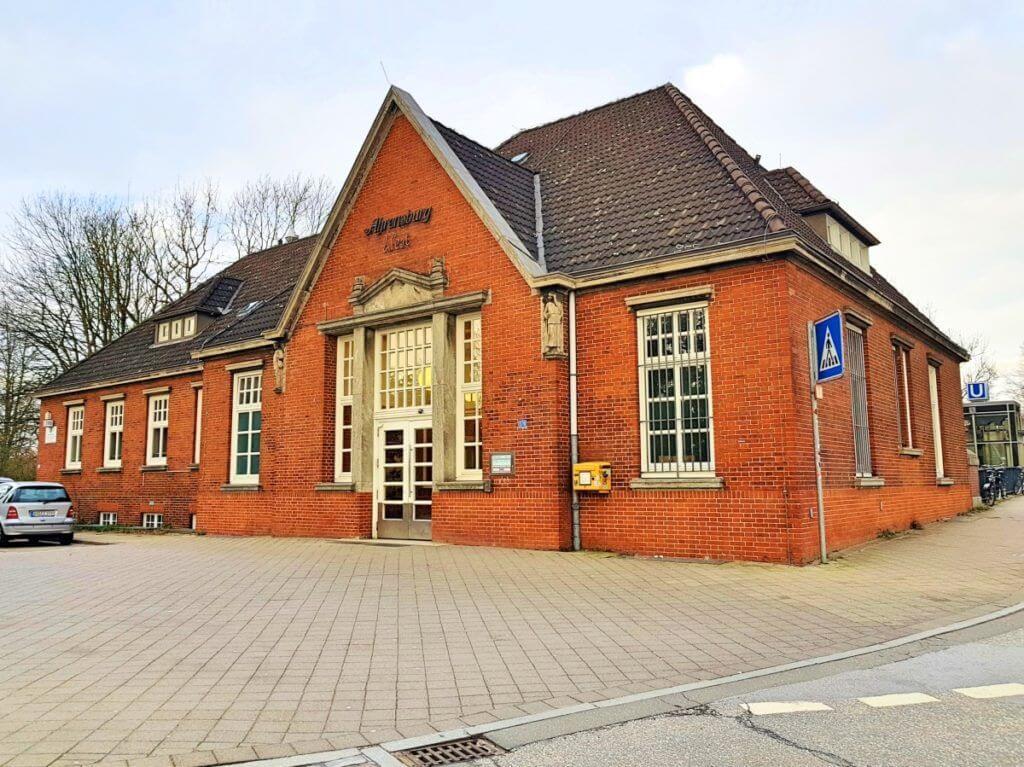 U-Bahnhof Ahrensburg West – Foto: Nicole Stroschein