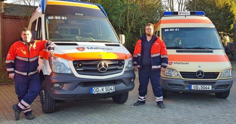 Katastrophenschutz und mehr: Der Malteser Hilfsdienst