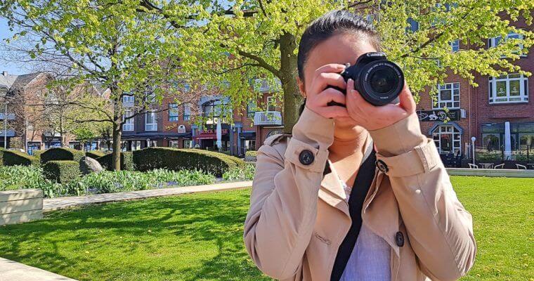 Tolle Studentin, spannendes Projekt: Ahrensburg im Wandel der Zeit
