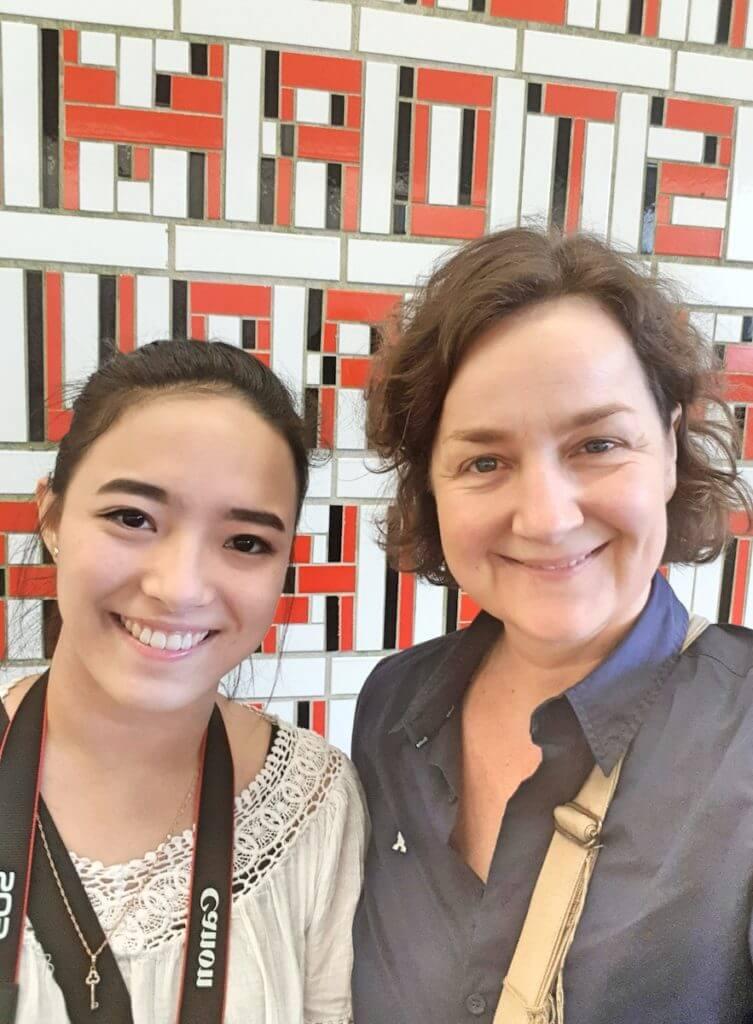 Interview mit Spaziergang: Regina und Nicole vom Ahrensburg Blog