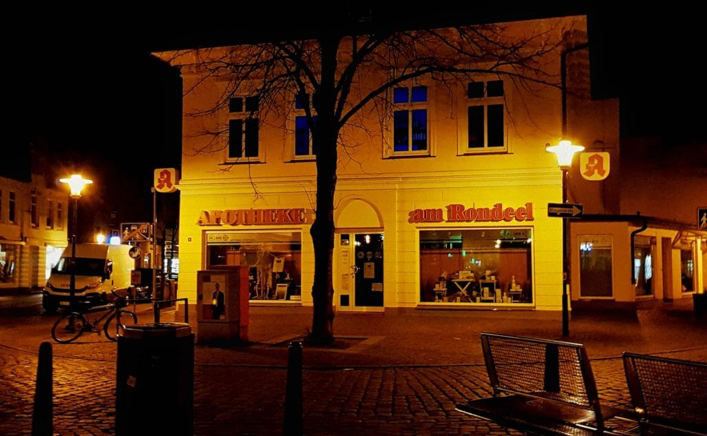 Apotheke Rondeel, Ahrensburg – Foto: Nicole Stroschein