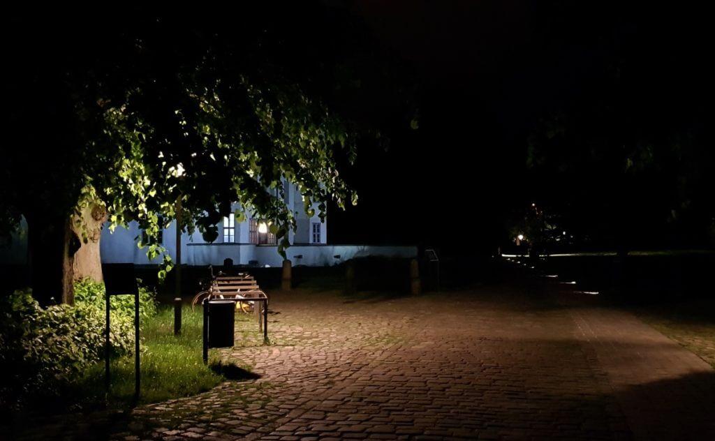 Schloss Ahrensburg bei Nacht – Foto: Nicole Stroschein