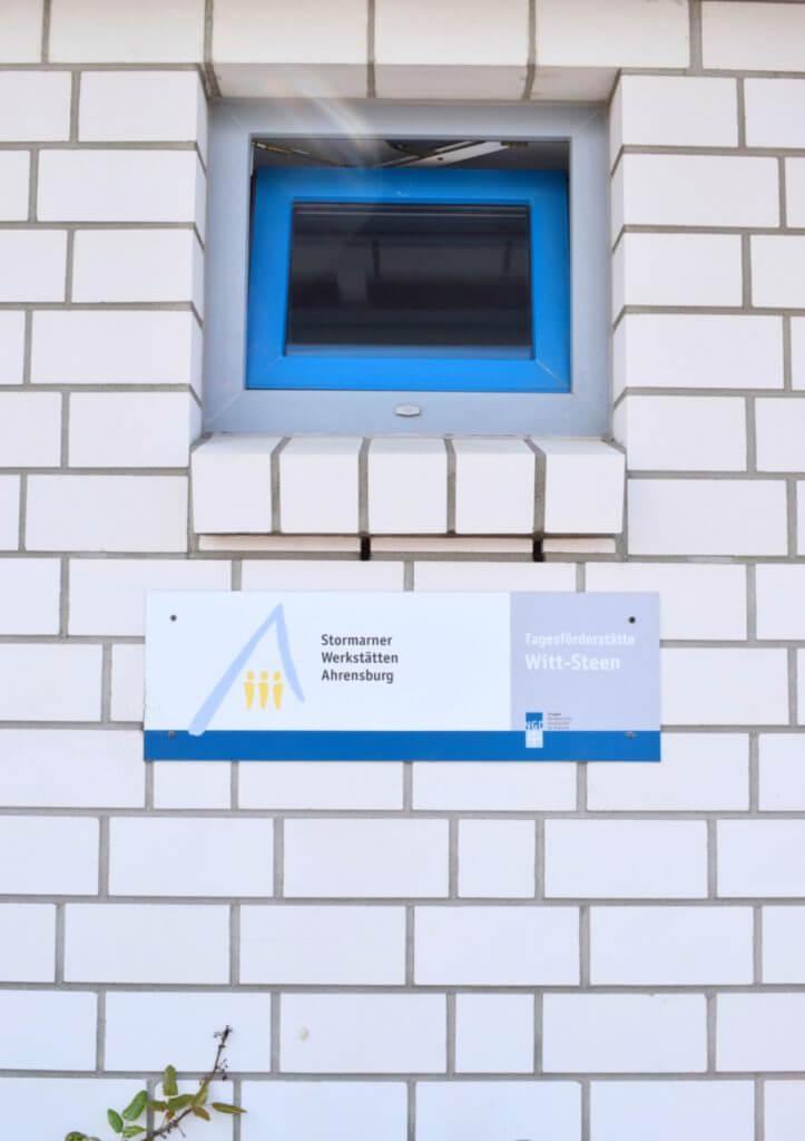 Die Tagesförderstätte der Stormarner Werkstätten – Foto: Nicole Stroschein