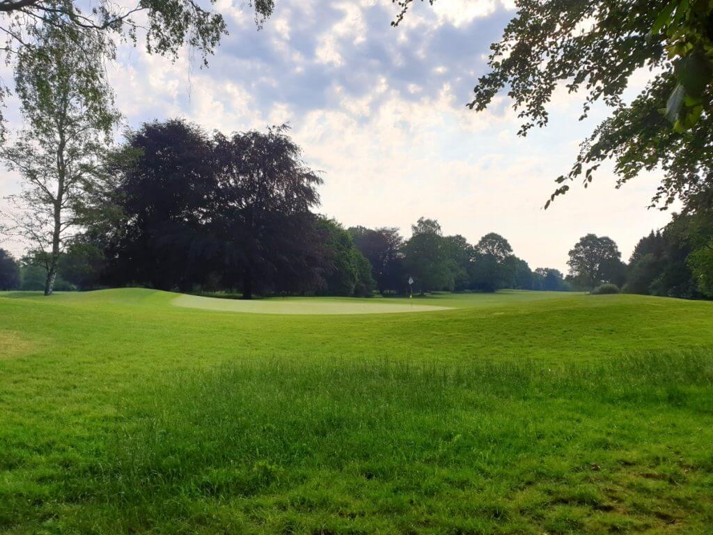 Golfplatz Ahrensburg, Bredenbeker Teich –Foto: Nicole Stroschein