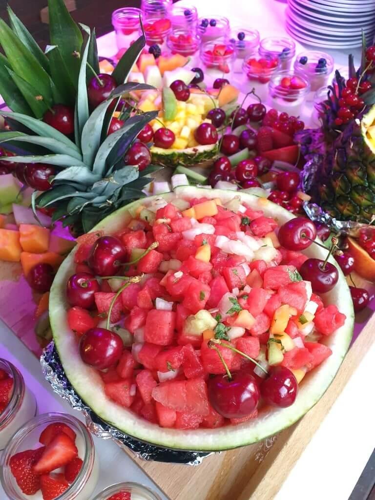 Hingucker zum Dessert – Foto: Nicole Stroschein