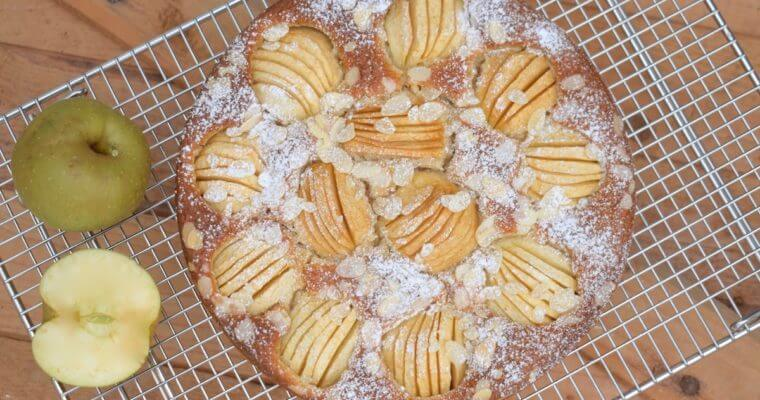 Ahrensburger Apfelkuchen