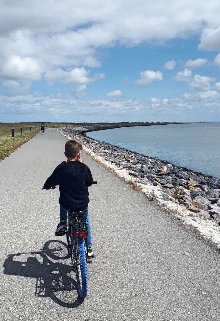 Segeltour im Ijsselmeer – Foto: Tanja Budorovits