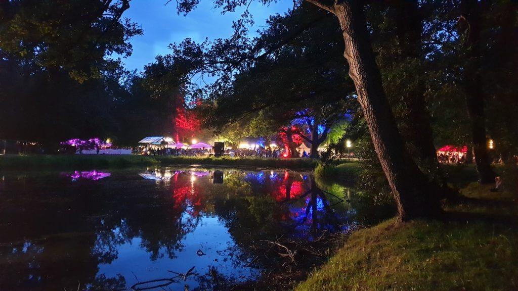 Kleines Fest im Schlosspark Ludwigslust – Foto: Nicole Stroschein