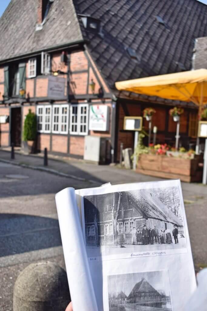 Stadtführung Ahrensburg – Foto: Nicole Stroschein