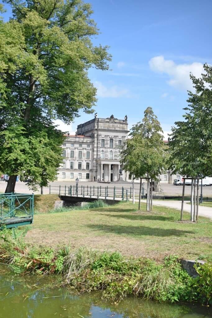 Schloss Ludwigslust – Foto: Nicole Stroschein