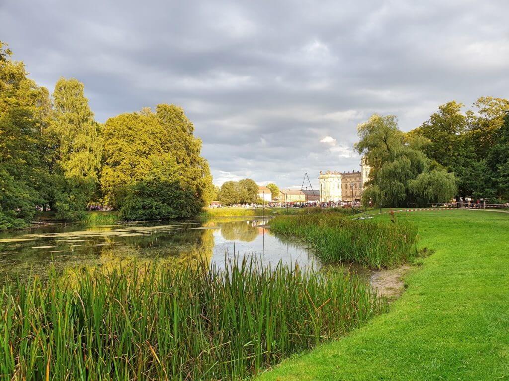 Schlosspark Ludwigslust – Foto: Nicole Stroschein