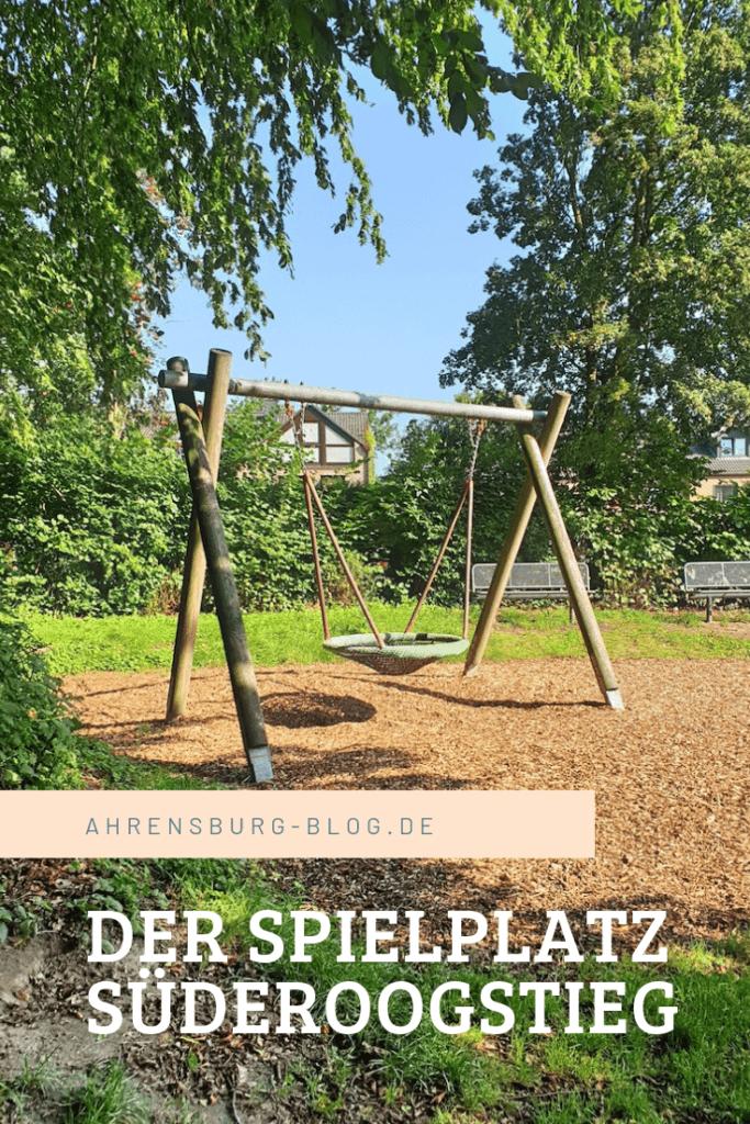 Spielplatz Süderoogstieg – Foto: Nicole Stroschein