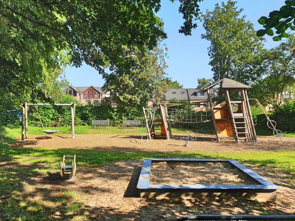 Spielplatz Süderoogstieg –Foto: Nicole Stroschein