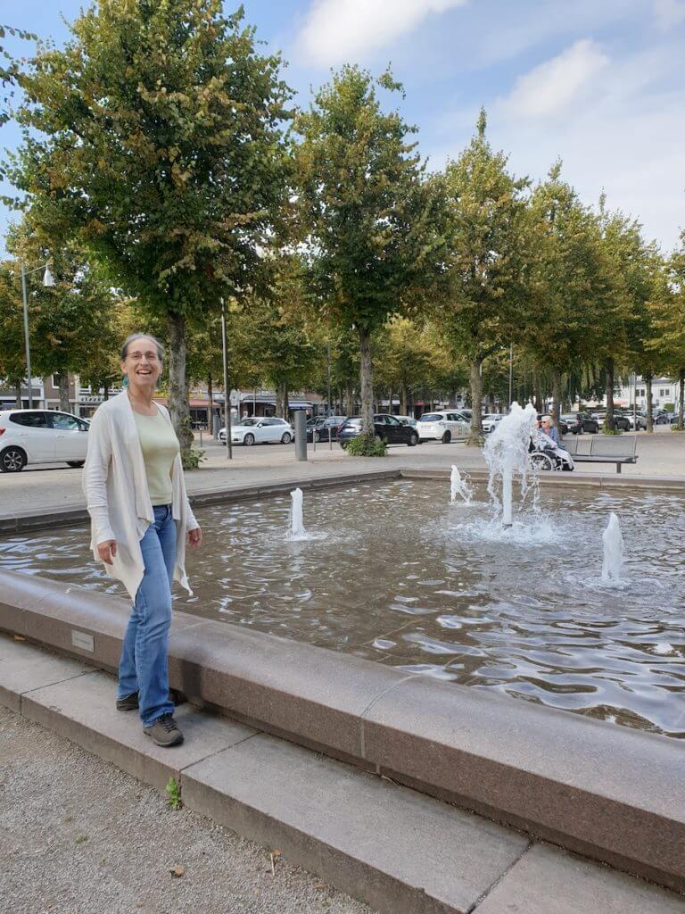 Spaziergang durch Ahrensburg – Foto: Nicole Stroschein