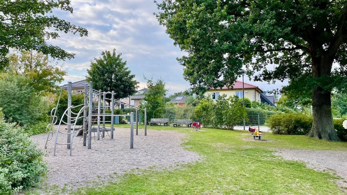 Der Spielplatz Buchenweg
