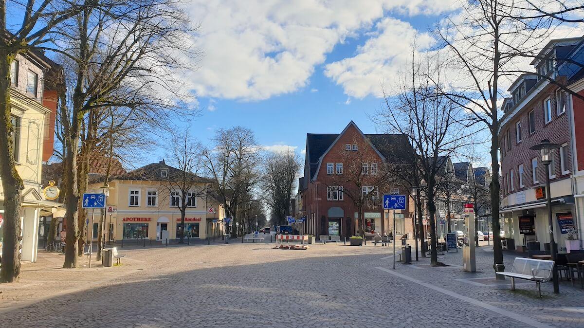 Hilfe für Ahrensburg – Support your locals