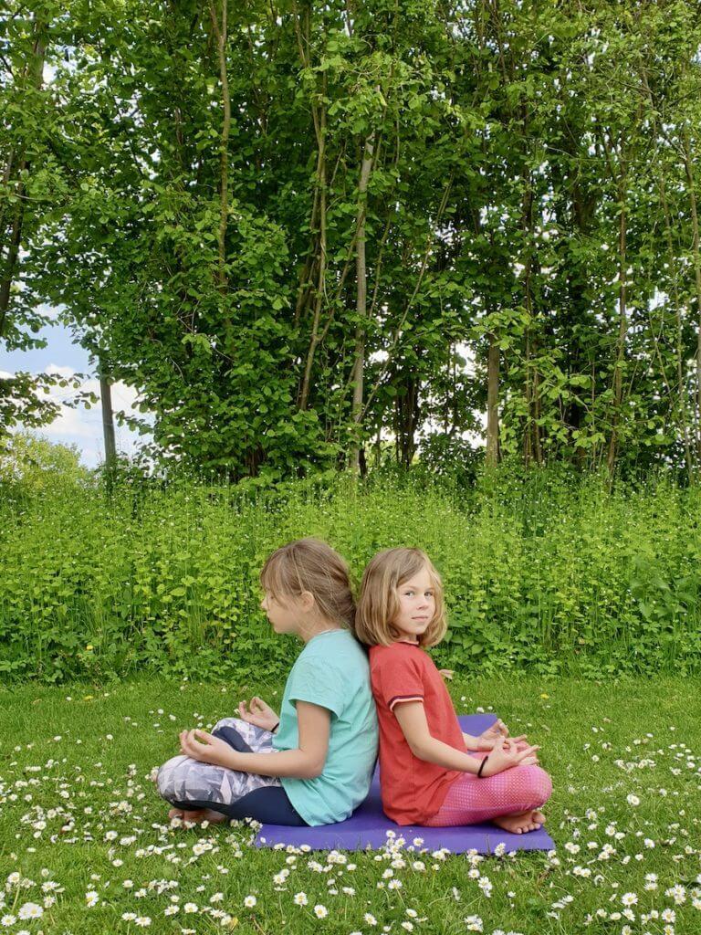 Kinderyoga mit Yokimo in Ahrensburg