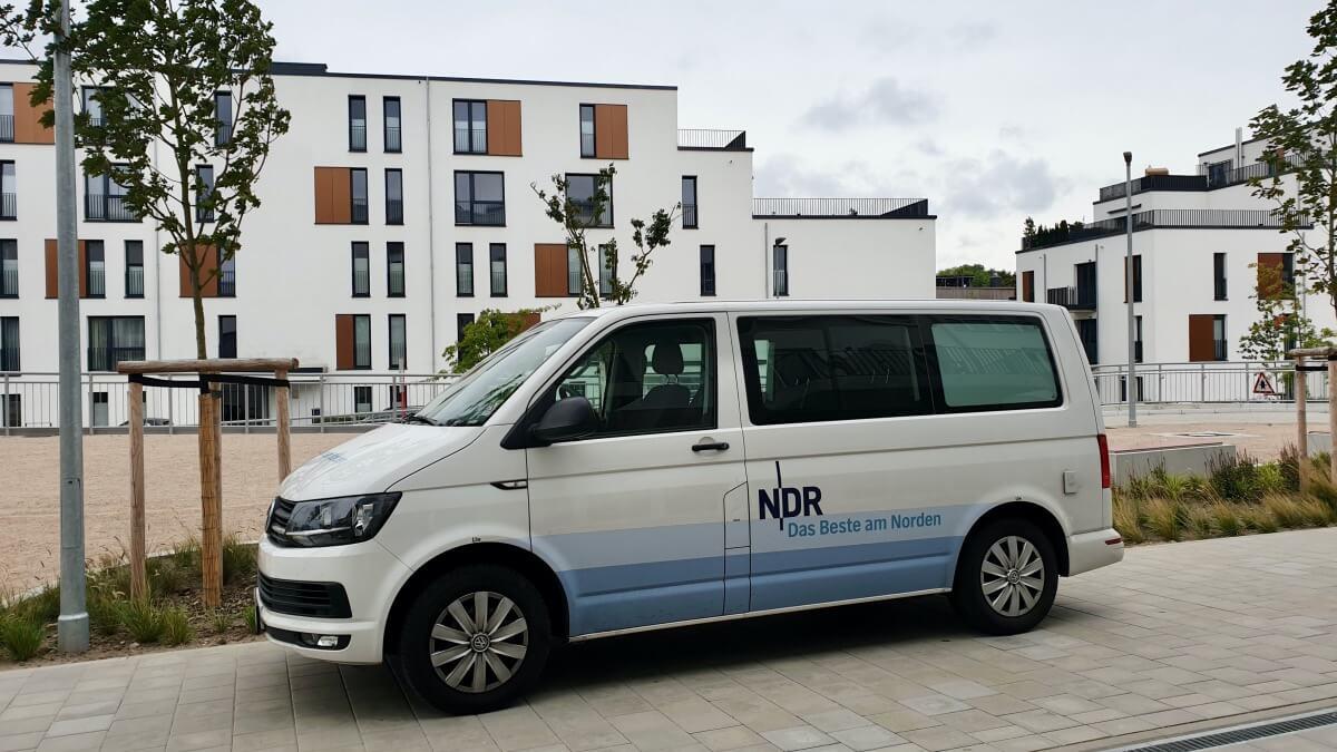 Ahrensburg im Schleswig-Holstein-Magazin – Unterwegs mit dem NDR
