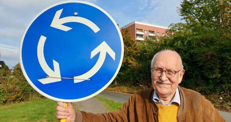 Menschen in Ahrensburg: Eckehard Knoll