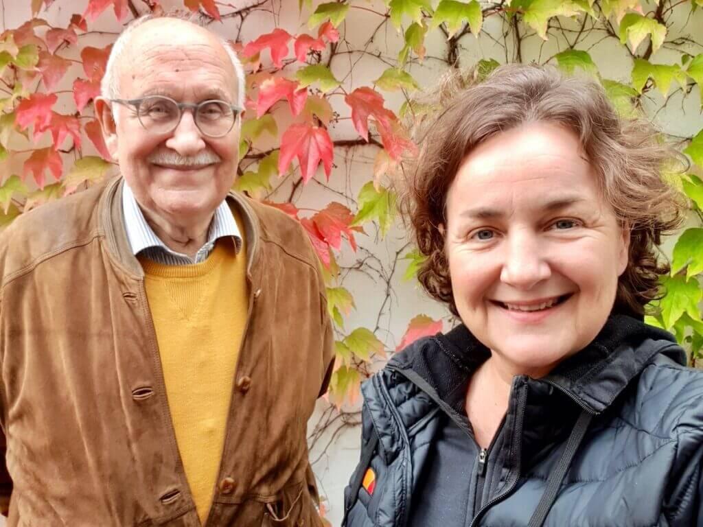 Eckehard Knoll, Nicole Schmidt, Ahrensburg Blog