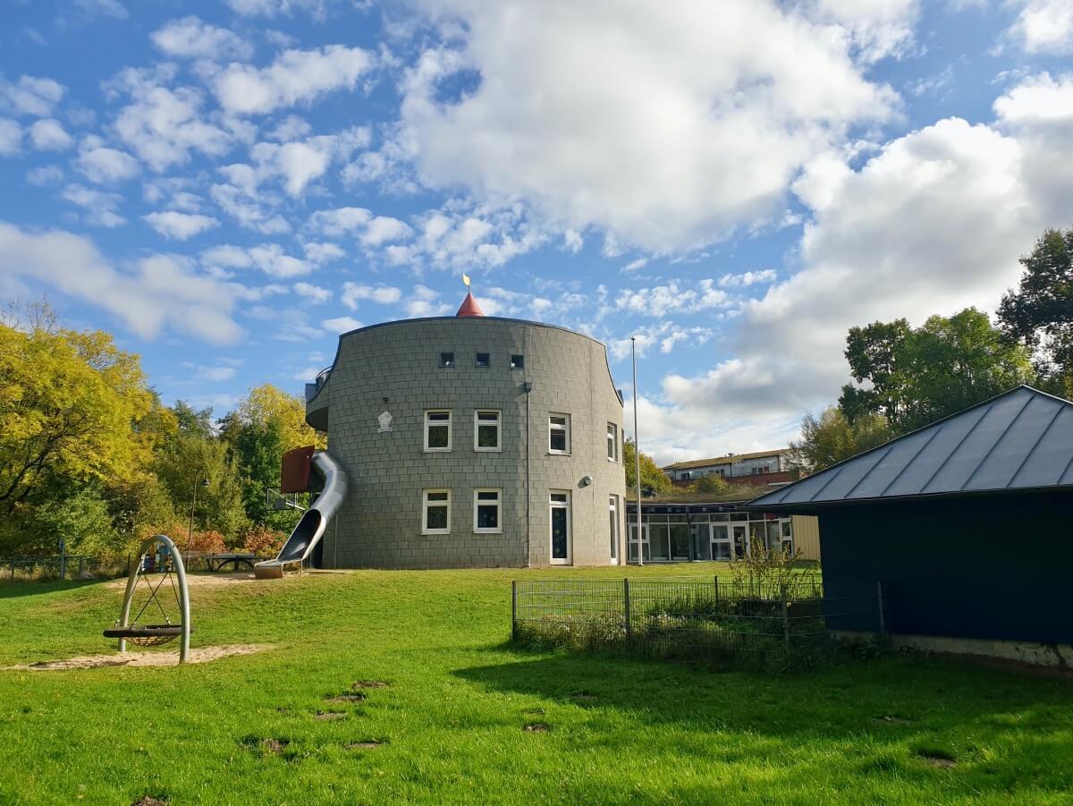 Das Kinderhaus Blauer Elefant in Ahrensburg –Foto: Nicole Schmidt