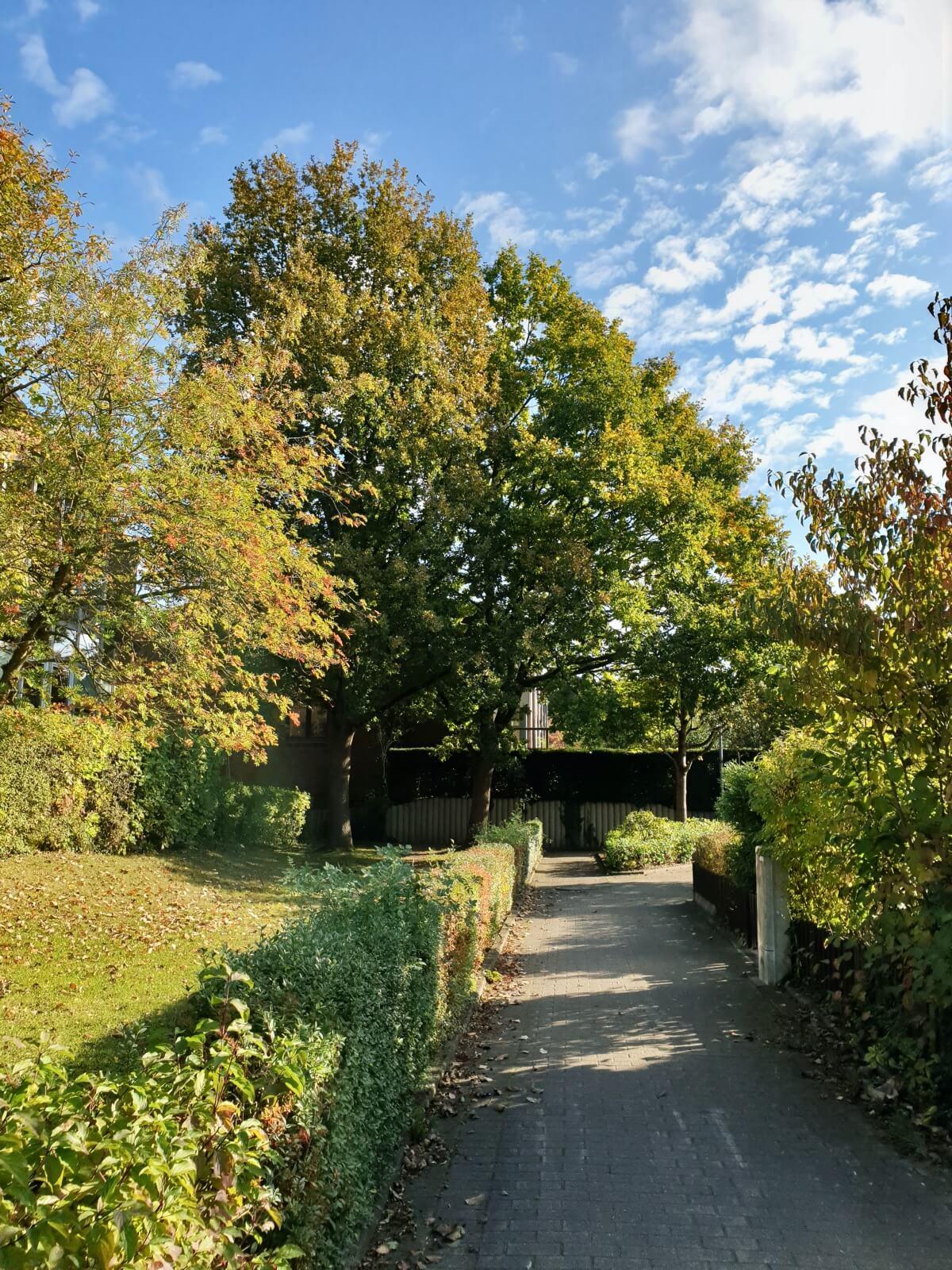 Gartenholz, Ahrensburg. Wohnen im Grünen