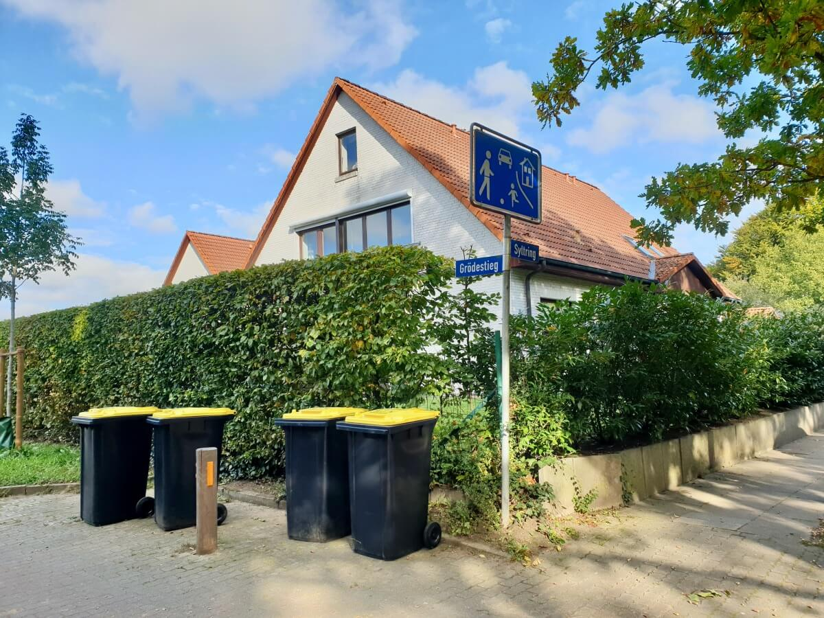 Syltring, Ecke Grödestieg, Ahrensburg – Foto: Nicole Schmidt