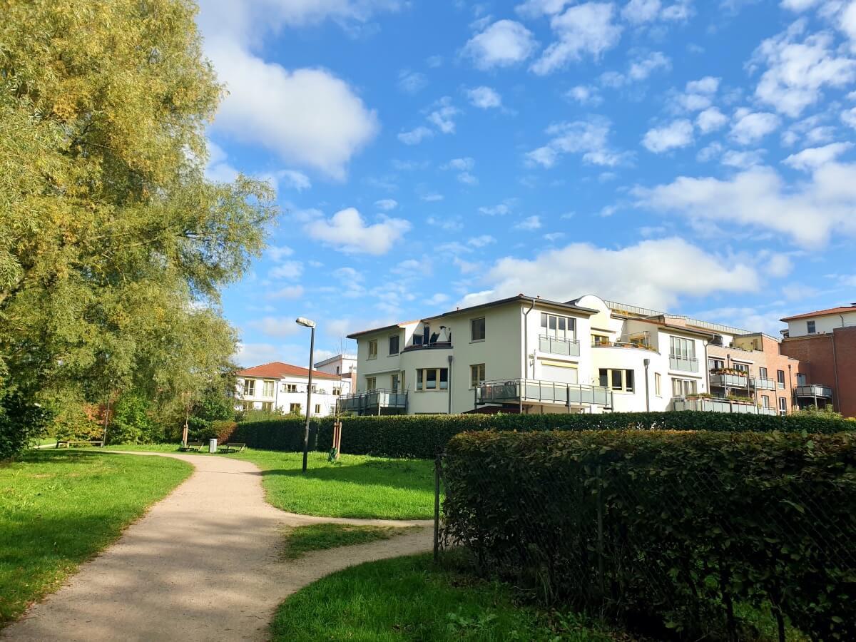 Wohnen im Grünen, Gartenholz, Ahrensburg –Foto: Nicole Schmidt