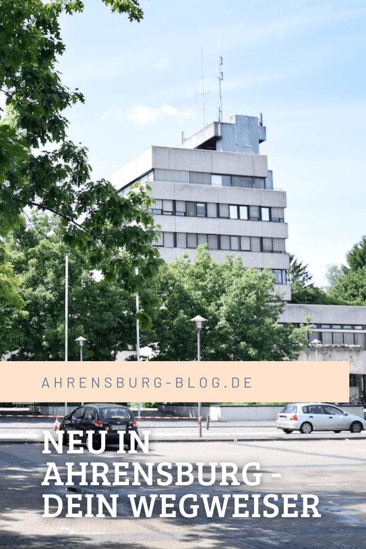 Neu in Ahrensburg –Dein Wegweiser