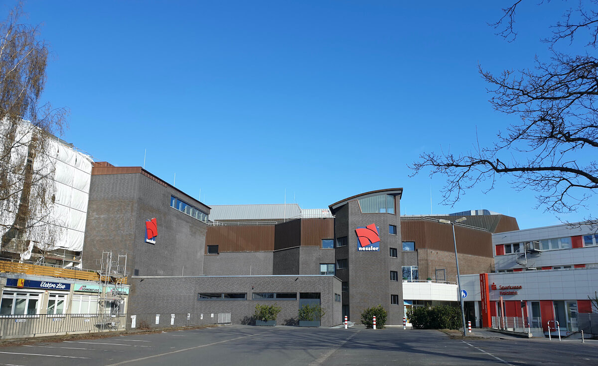 Kaufhaus Nessler, Ahrensburg, 2020 – Foto: Nicole Schmidt