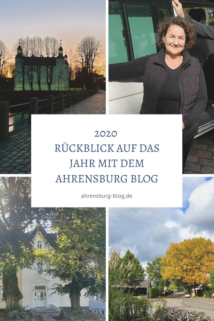 2020 mit dem Ahrensburg Blog