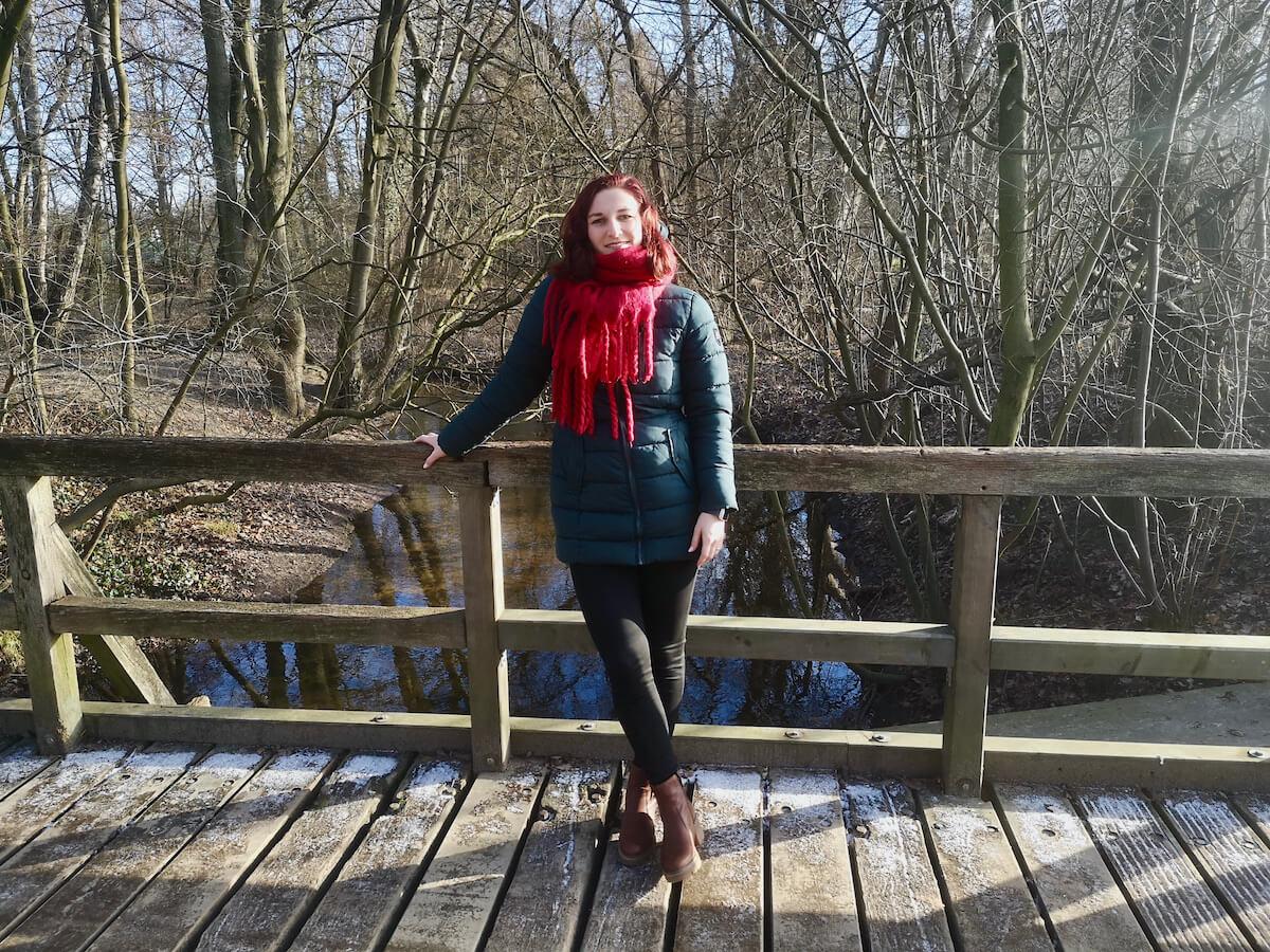 Julia Heinz, Ahrensburg, Promenadenweg