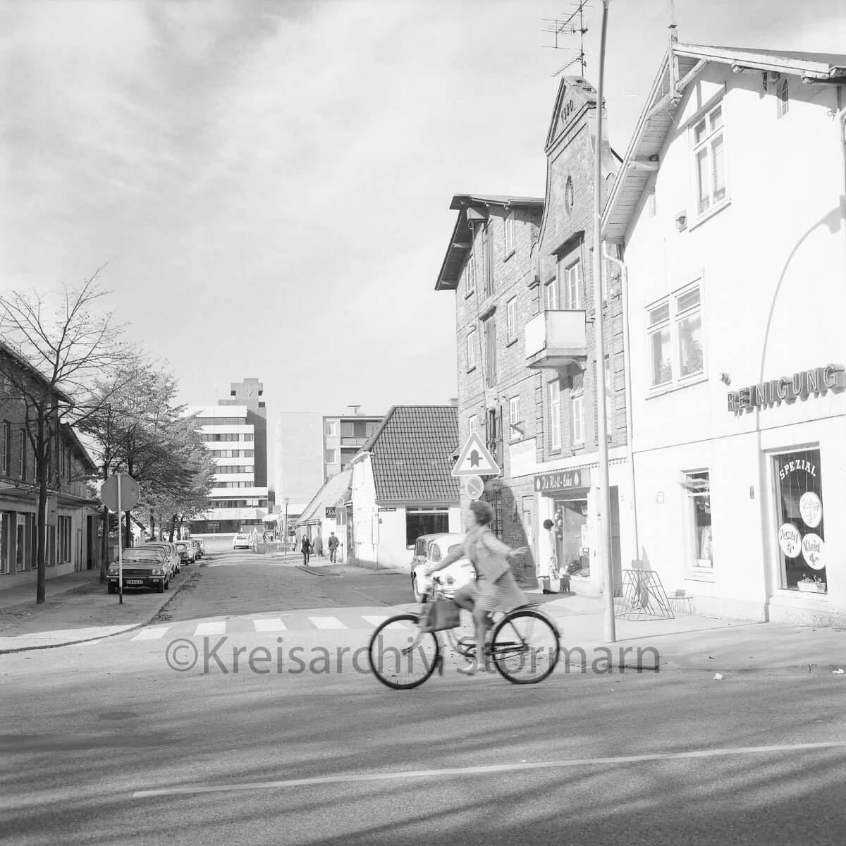 Foto: Kreisarchiv Stormarn / Raimund Marfels