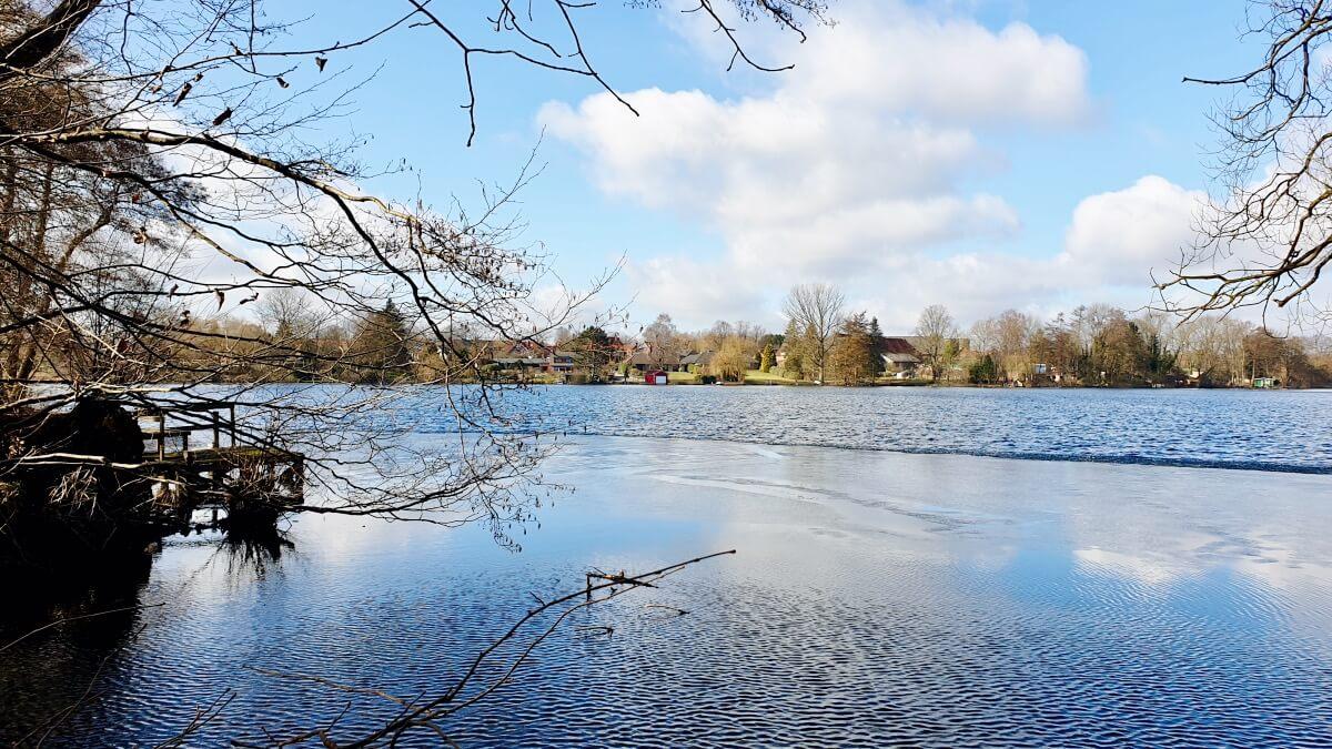 Spaziergang am Großensee