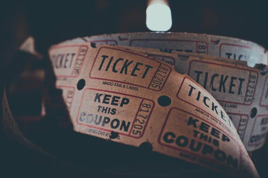Kino-Tickets – Foto: Igor Ovsyannykov auf Pixabay