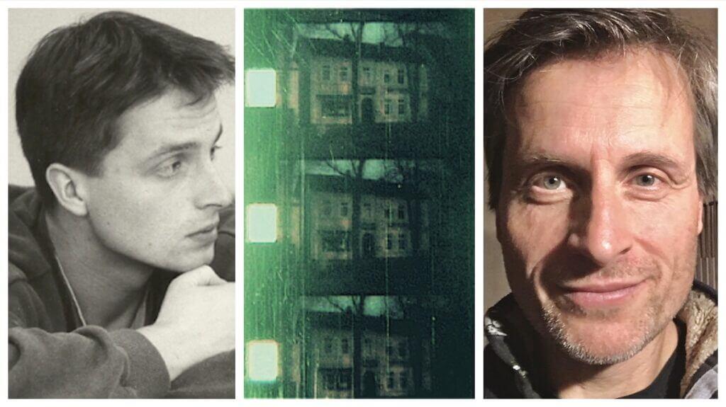 Manfred Schreiber gestern und heute