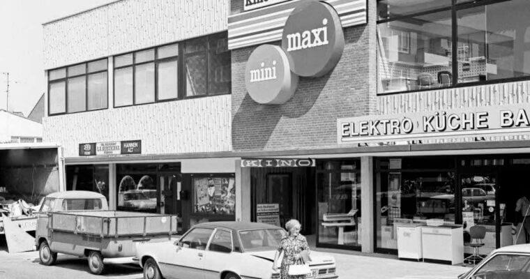 Ein Kinoabend im Mini & Maxi oder auch Eisverkäufer reloaded