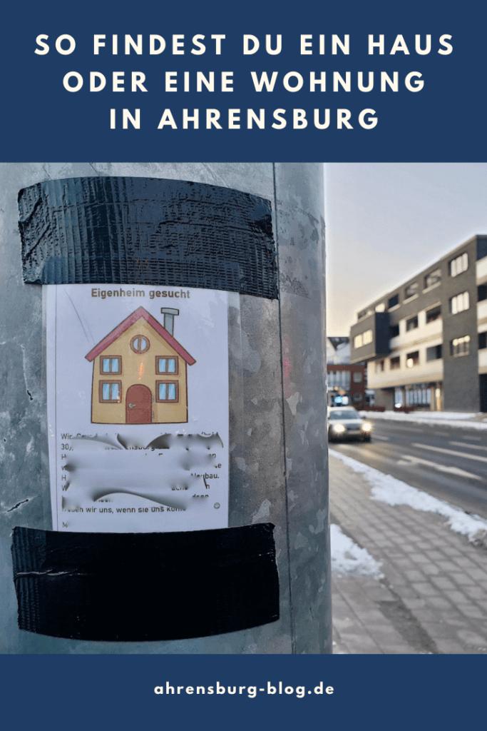 So findest du eine Wohnung in Ahrensburg – Foto: Nicole Schmidt