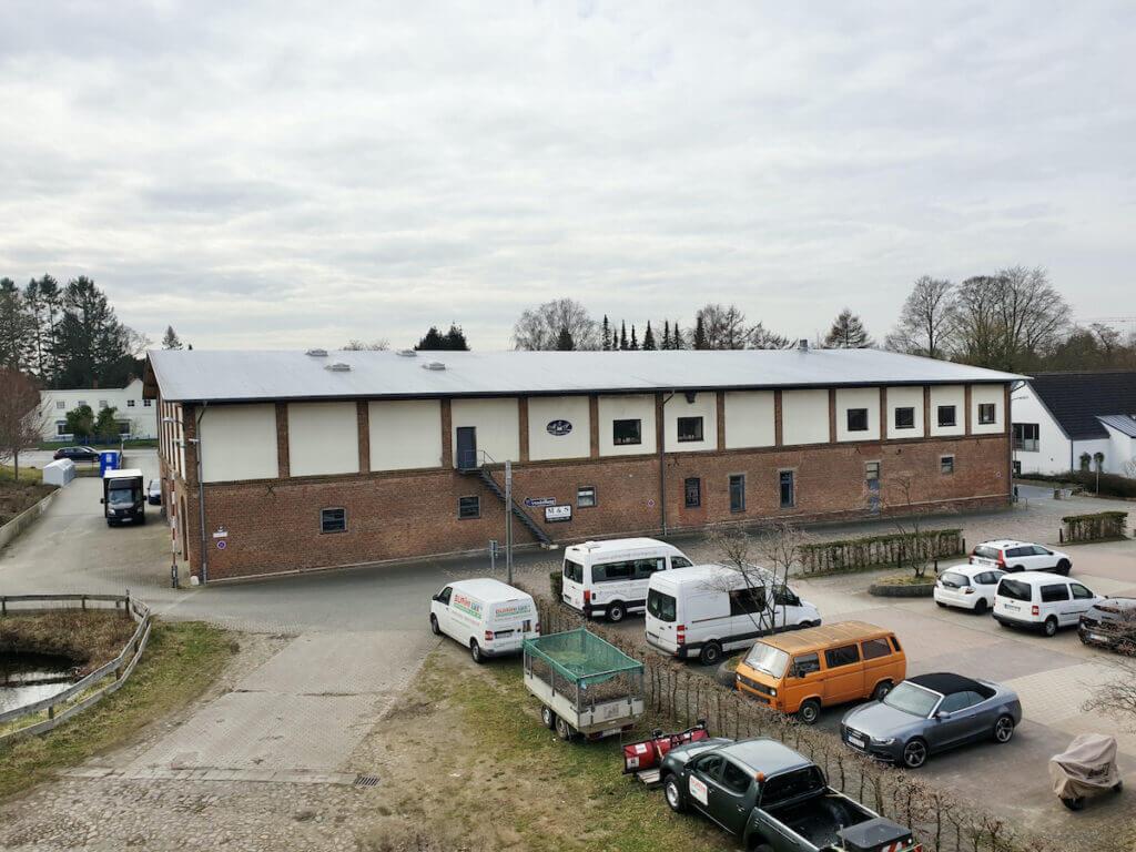 Obergeschoss des Speichers in Ahrensburg – Foto: Nicole Schmidt